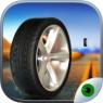 iOS限免、限時免費軟體APP遊戲-GraviTire 3D 3