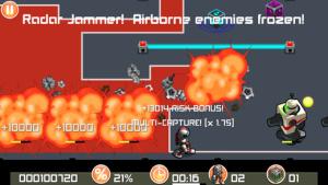iOS限免、限時免費軟體APP遊戲-Robot Rabble 1
