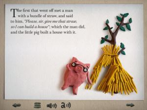 iOS限免、限時免費軟體app遊戲-Three little pigs 2