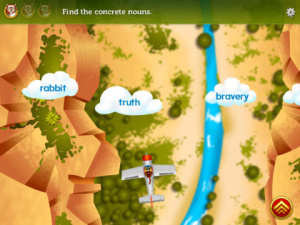 iOS限免、限時免費APP遊戲軟體-Grammar Wonderland 2