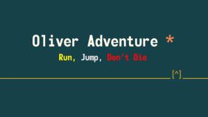 iOS限免、限時免費app遊戲軟體-Oliver Adventure 1