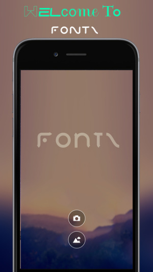 iOS限免、限時免費APP軟體遊戲-Fontz App 1