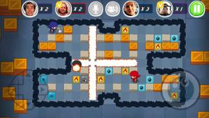 iOS限免、限時免費軟體APP遊戲-Ninja Boy Adventures 1
