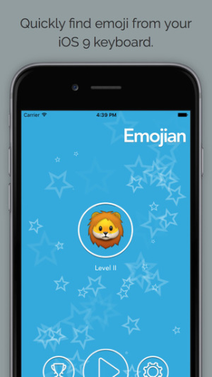 iOS限免、限時免費APP軟體遊戲-Emojian 1