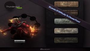 iOS限免、限時免費APP軟體遊戲-Thundergod Matches 1