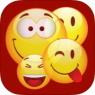 iOS限免、限時免費軟體app遊戲-AA Emojis Extra & Animated Emoji keyboard 3