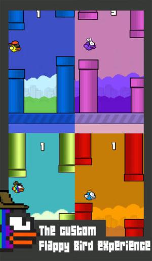 iOS限免、限時免費軟體app遊戲-iFlappy 1