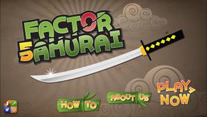 iOS限免、限時免費APP遊戲軟體-Factor Samurai 2