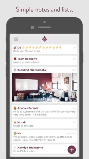 iOS限免、限時免費app軟體遊戲-Mosaic. 1