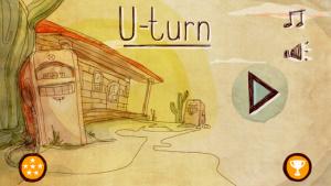 iOS限免、限時免費app軟體遊戲-U-turn 1