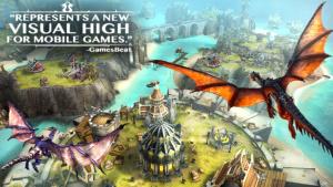 iOS限免、限時免費app軟體遊戲-War Dragons 1
