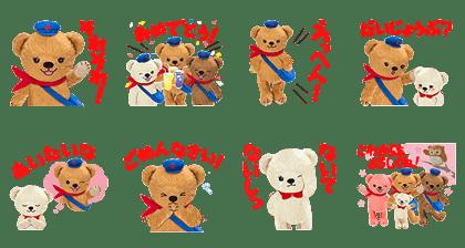 line sticker6113