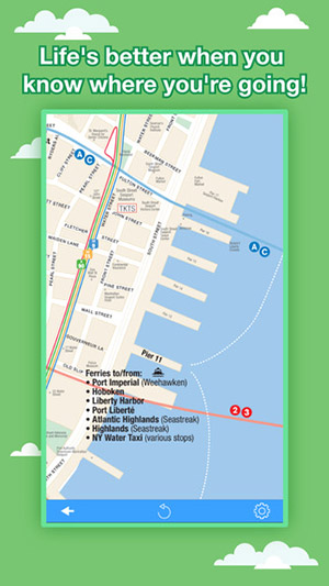 New York City Maps-2