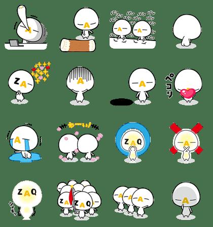 LINE sticker6135