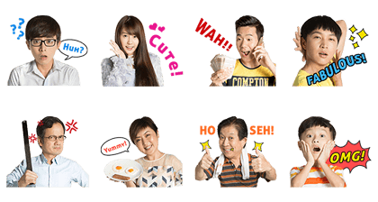 Line免費貼圖0517-4