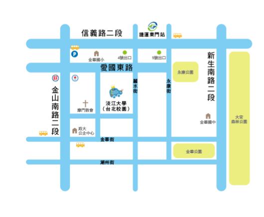 toyota繪畫夏令營-台北上課地點1
