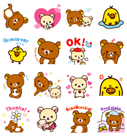 LINE POP UP STICKERS (22)