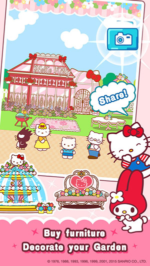 Hello Kitty Orchard!-2