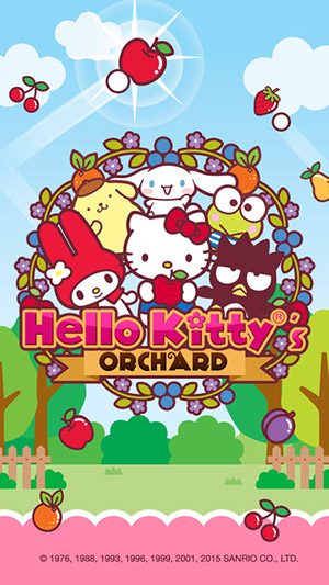 Hello Kitty Orchard!-1