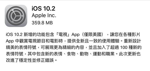 161213 iPhone軟體更新iOS10 (1)