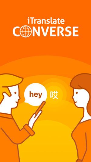 iTranslate Converse-1