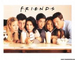 Picturesque Friends Tv Versability Lifehack Brian Penny Friend S Ideas Friend S Poses