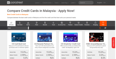 Best Credit Cards in Malaysia - Compare & Apply Online ...