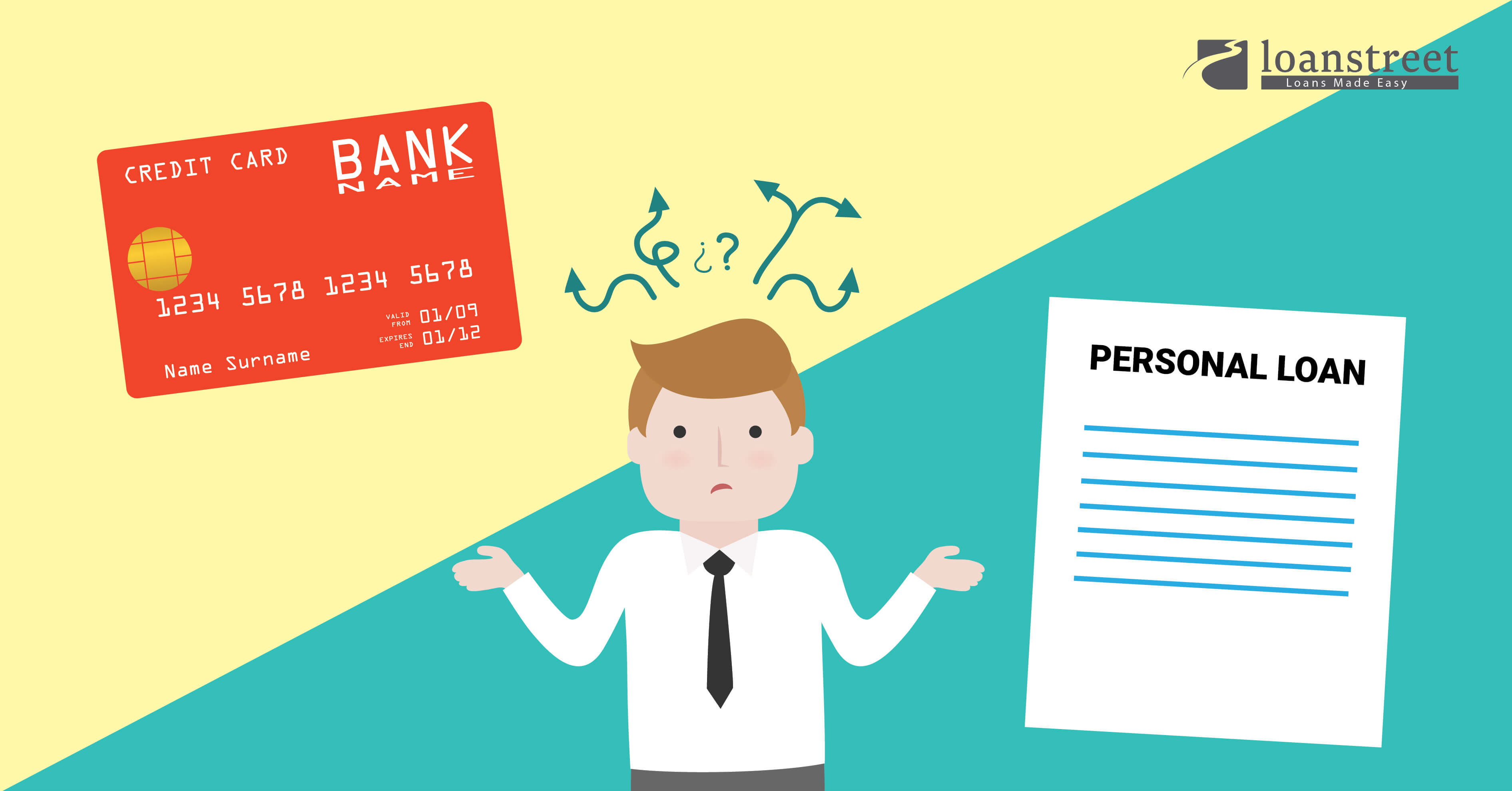 Credit Cards VS Personal Loans. Which Is Better For You?