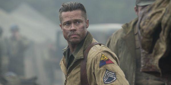 Brad Pitt. Foto de cinemablend.com