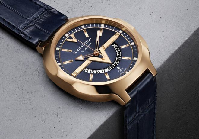 Louis Vuitton Voyager GMT