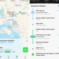 Apple Maps Expands Transit Data to San Diego and British Columbia