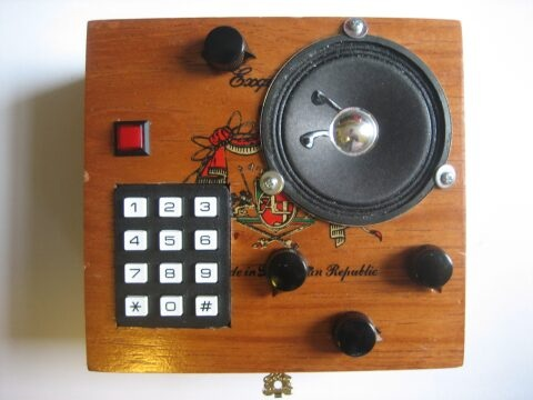 Cigar Box Synth
