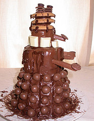 Chocolate Dalek
