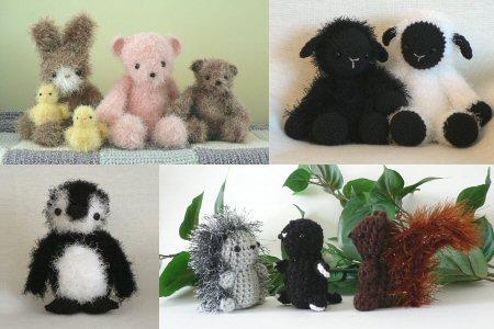 Fuzzy Toys1