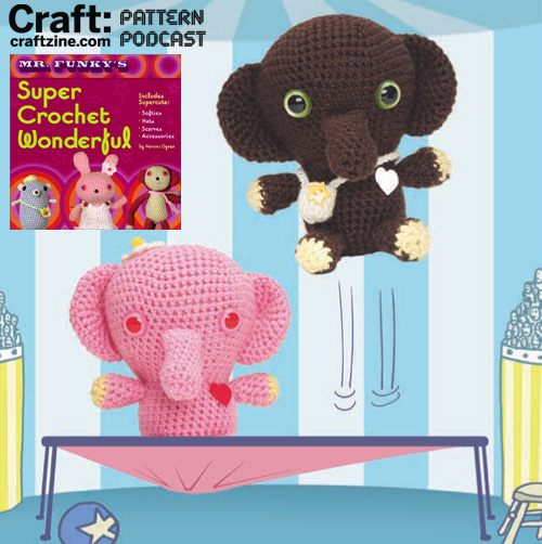 Craftpodcast Mrfunky Elephants