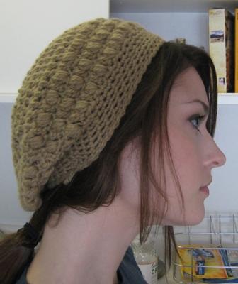 Crochet Slouchyhat