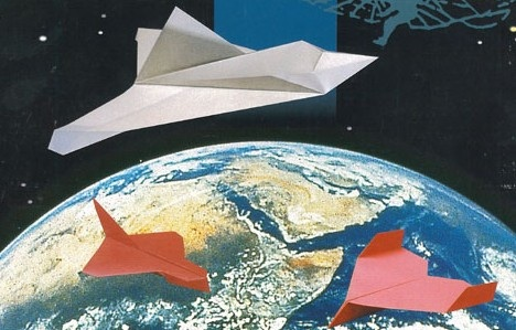 Origami Spacecraft