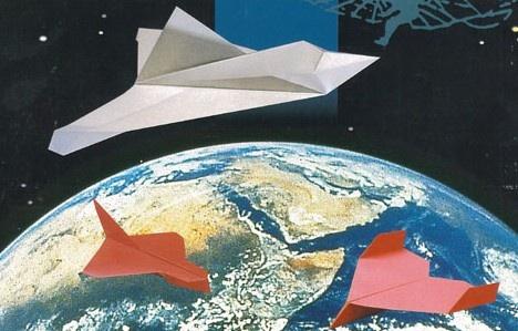 Origami Spacecraft