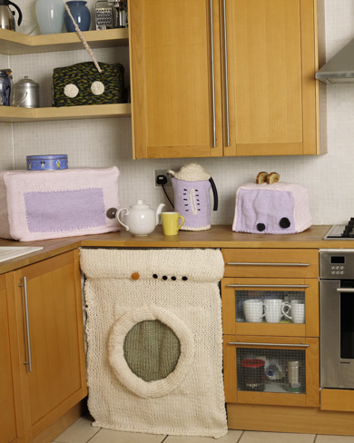 Knitted Kitchen