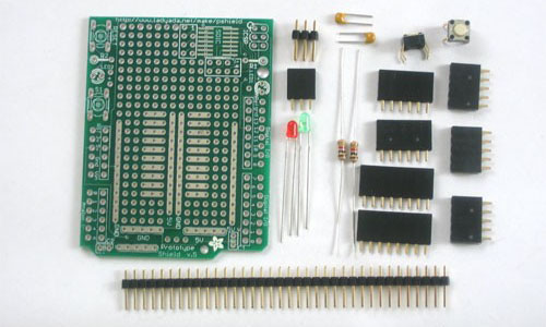 Arduino Protoshield Kit
