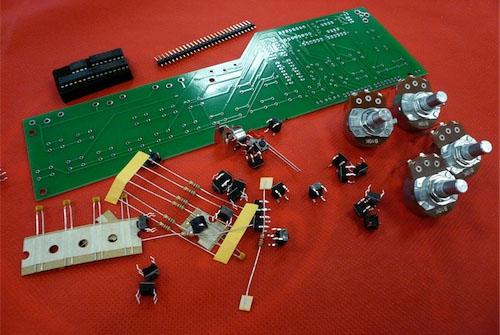 Arduino Pocketpiano Kitparts