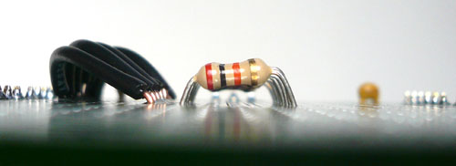 Resistorshorz Clearance
