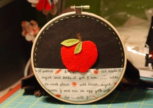 embroidery hoop picture