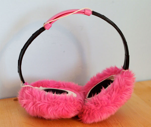 Headphonemuffs