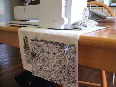 Sewingmachine Threadcatcher