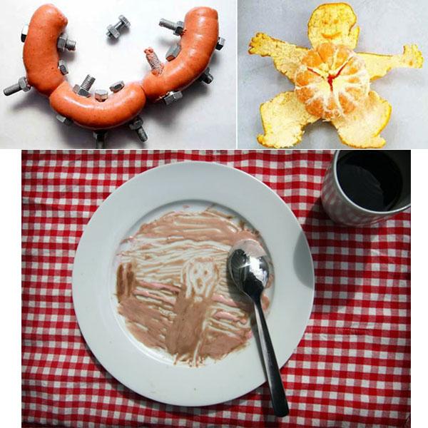 creative food use