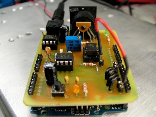 Arduino Midi Shield Proto