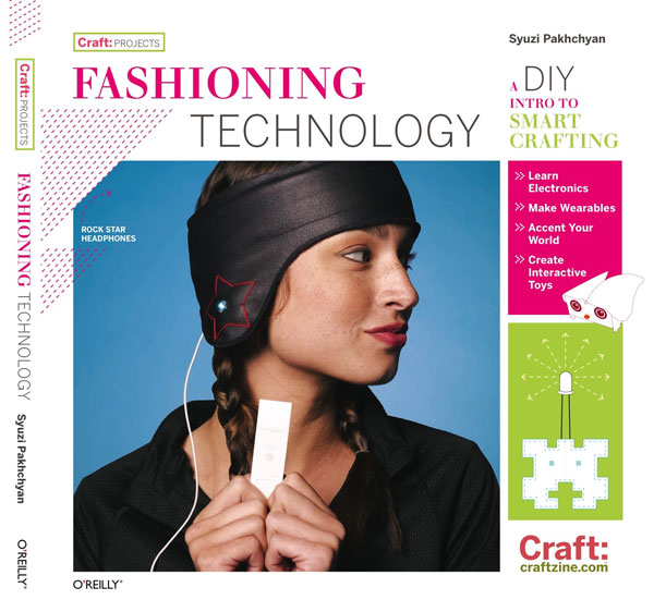 Fashioning Technology Cover