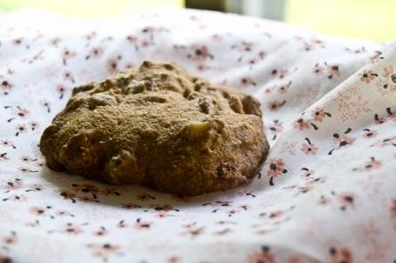 Banana Walnut Cookies01