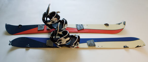 Splitboard Homemade Snowboard Kit 63